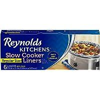Reynolds Kitchens Slow Cooker Liners (Regular Size, 6 Count)