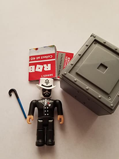 Roblox Series 1 Asimo3089 Action Figure Mystery Box Virtual Item Code 25 - asimo3089 roblox account