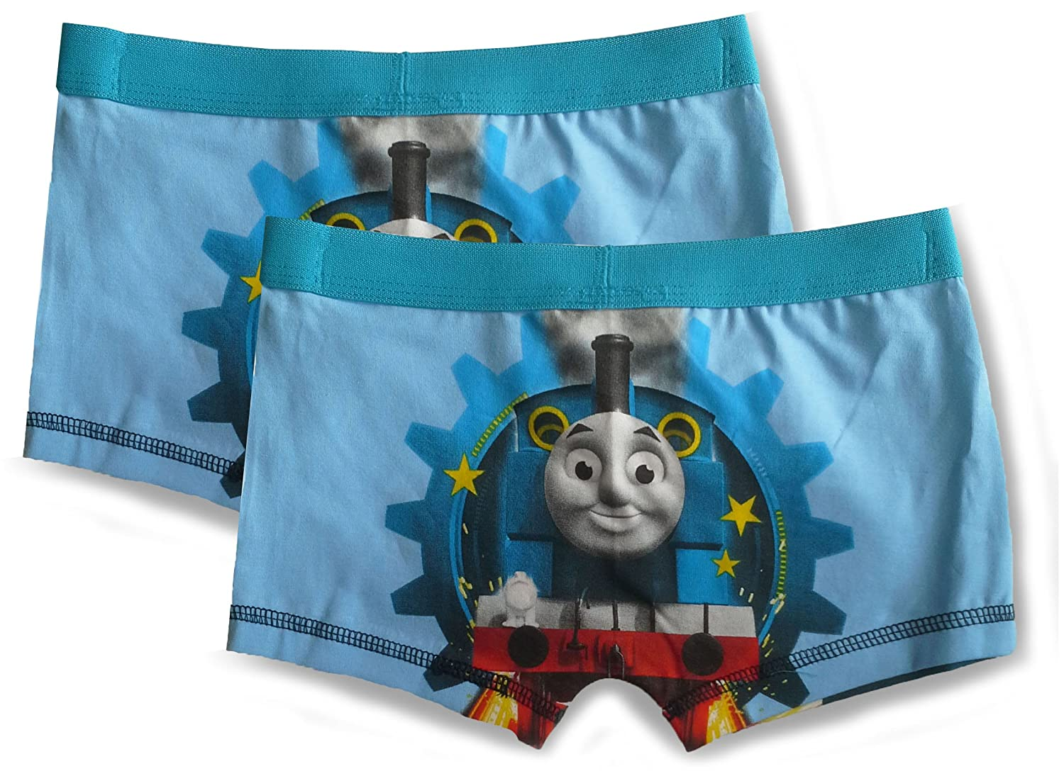 Pack of 2 Jujak Boys Boxer Shorts