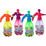Water Sports Itza Pump Water Ballon Filling Station with 300 Biodegradable Water Balloons (colors may vary)
