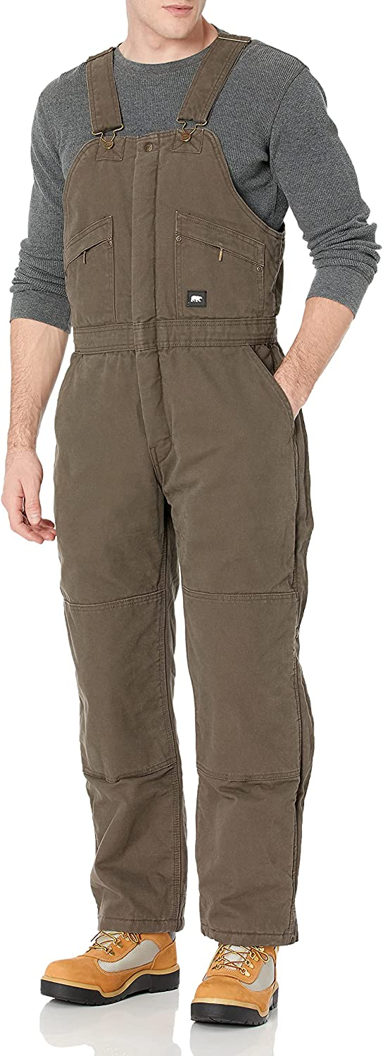 Details about  /Key Industries Men/'s Insulated Duck bib Overall Choose SZ//color