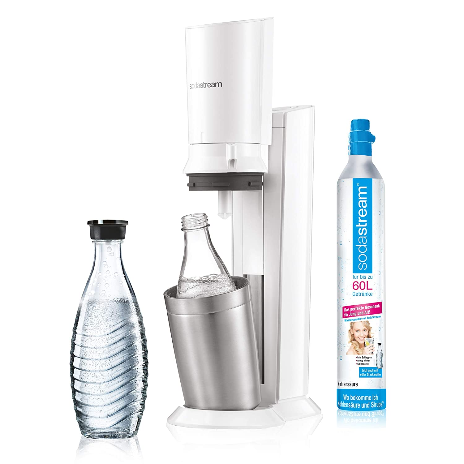 Sodastream Crystal 2 0 White