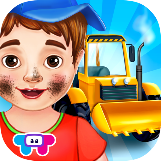 Mechanic Mike 3 - Construction City (Gas Games)