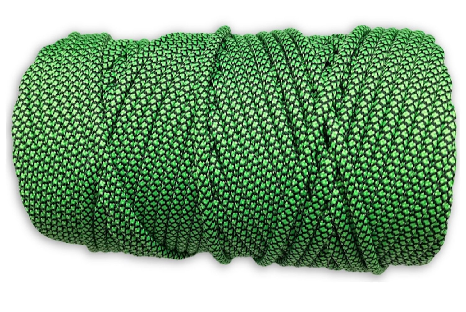 X-CORDS Paracord 850 Lb Stronger Than 550 and 750 Made by Us Government Certified Contractor (200' Tube Zombie Green)