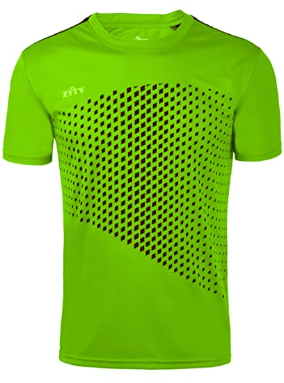0777934b Moisture Wicking T Shirts , Men's Printed Athletic Polyester T ...