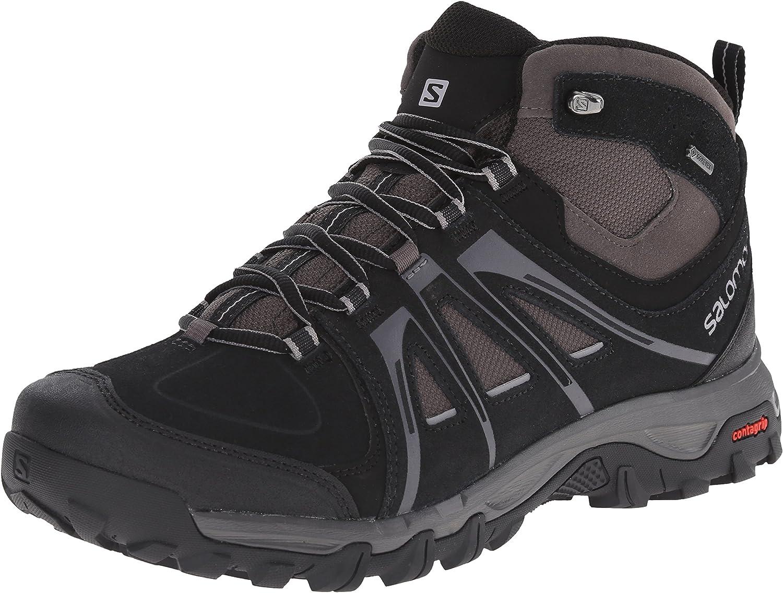 Salomon Men s Evasion Mid GTX Hiking Boot