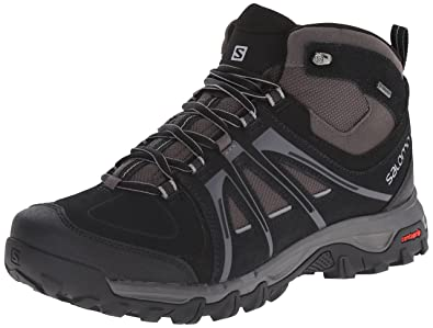 9356d8cfae9d Salomon Men s Evasion Mid GTX Hiking Boot  Amazon.co.uk  Shoes   Bags