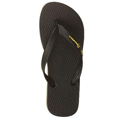 Ipanema Ipa-80408_467bk_35/36, Damen Zehentrenner schwarz schwarz 35.5, schwarz - schwarz - Größe: 37