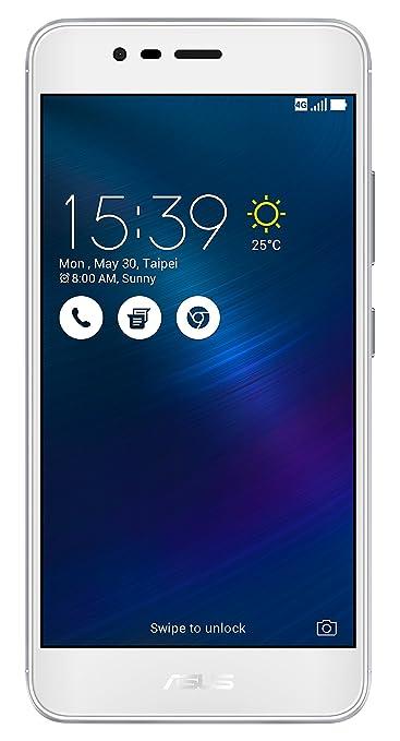 46 opinioni per ASUS ZenFone 3 Max ZC520TL Dual SIM 4G 32GB Silver smartphone- smartphones (13.2