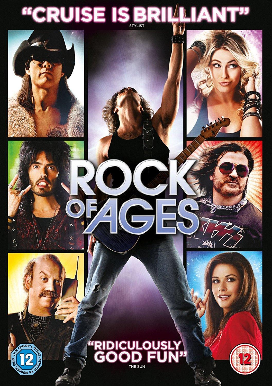 Amazon.com: Rock of Ages (DVD + UV Copy): Movies & TV