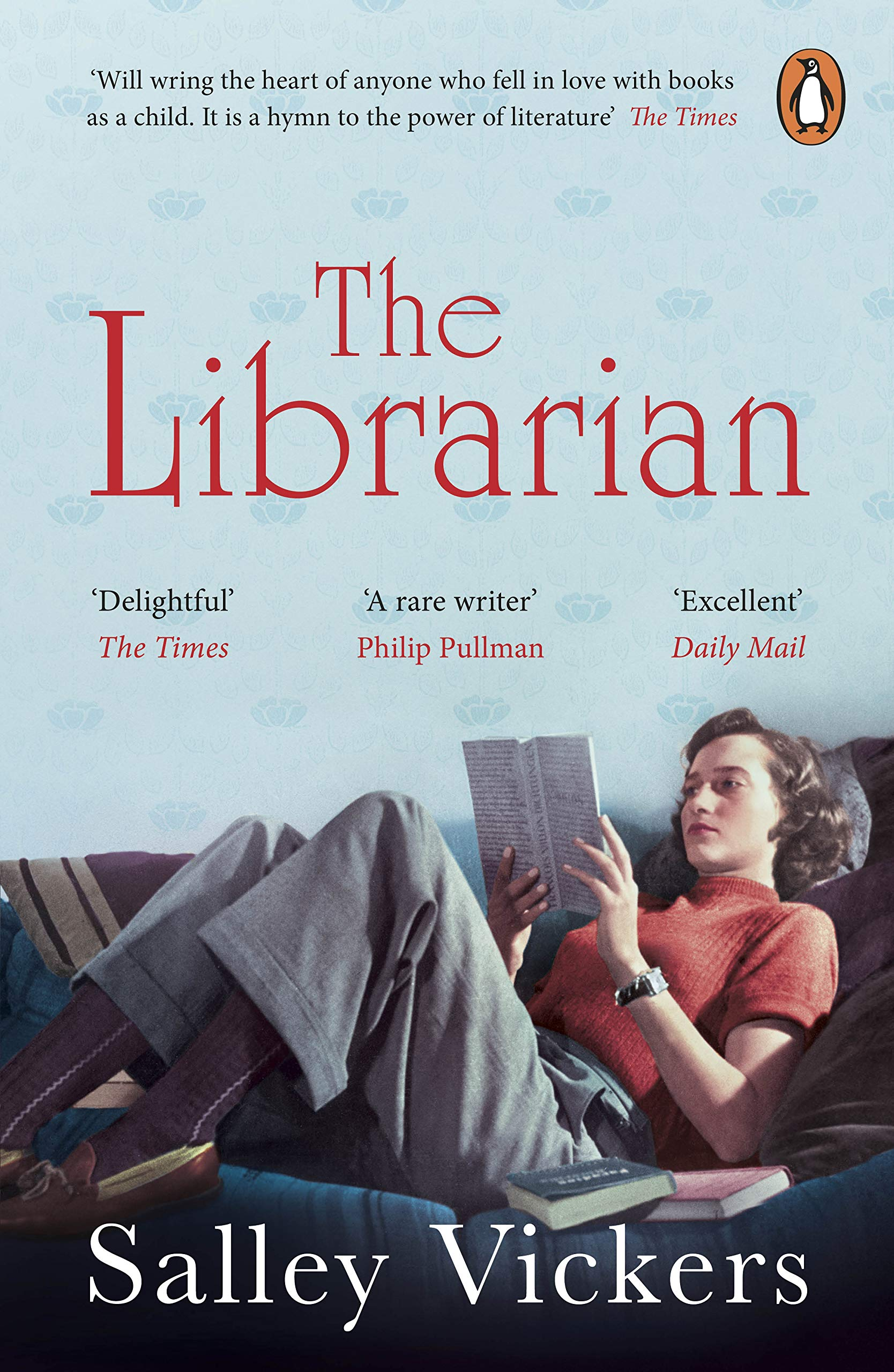 The Librarian - Salley Vickers - Page 2 81LH6jAMTVL