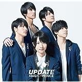 UPDATE(初回限定盤B)(DVD付)