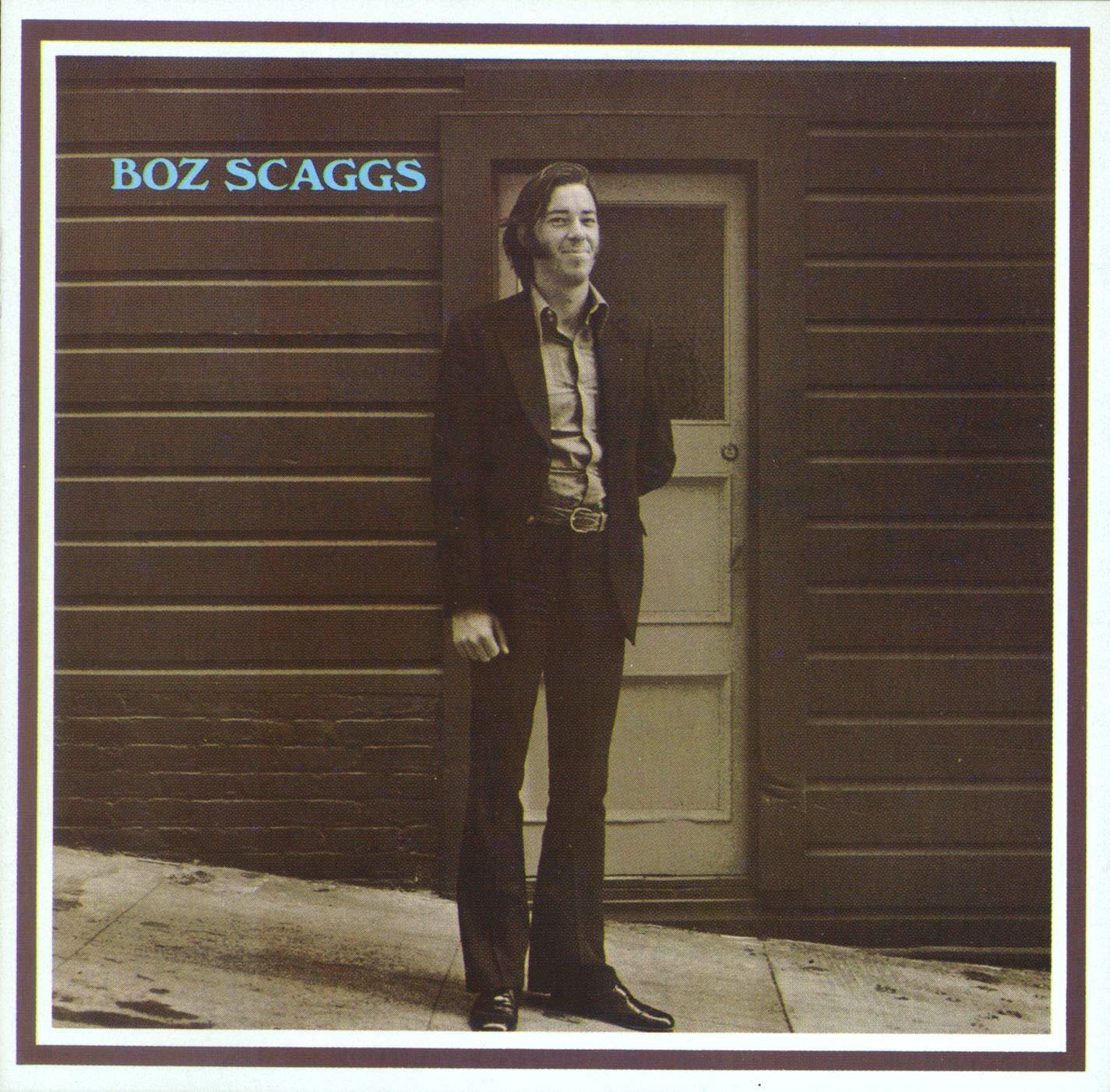 Boz Scaggs by SCAGGS,BOZ