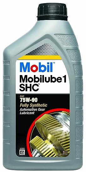 Mobil 1 142382 Mobilube SHC Aceites de motor para coches transparente 1 litro
