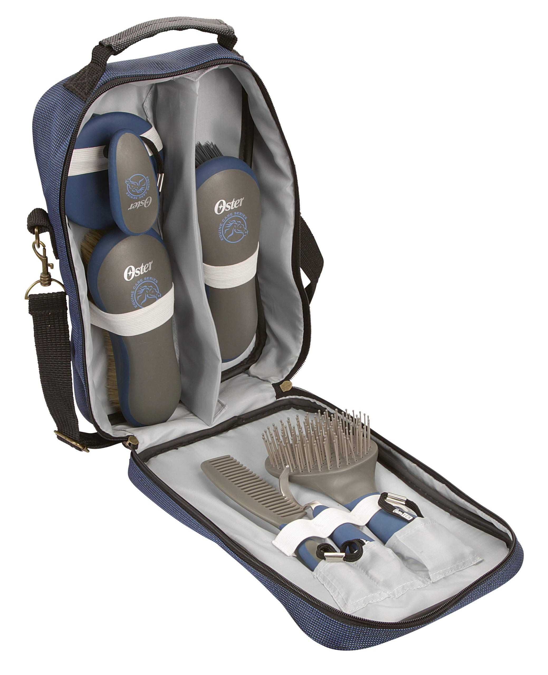 Oster Equine Care Series 7-Piece Horse Grooming Kit by Oster