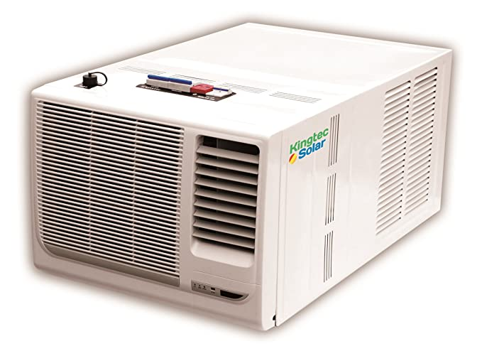 c72ad2dffaf1 Amazon.com  Solar Powered Window Air Conditioner  Home   Kitchen