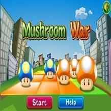 Angry Mushroom War For Happy Christmas