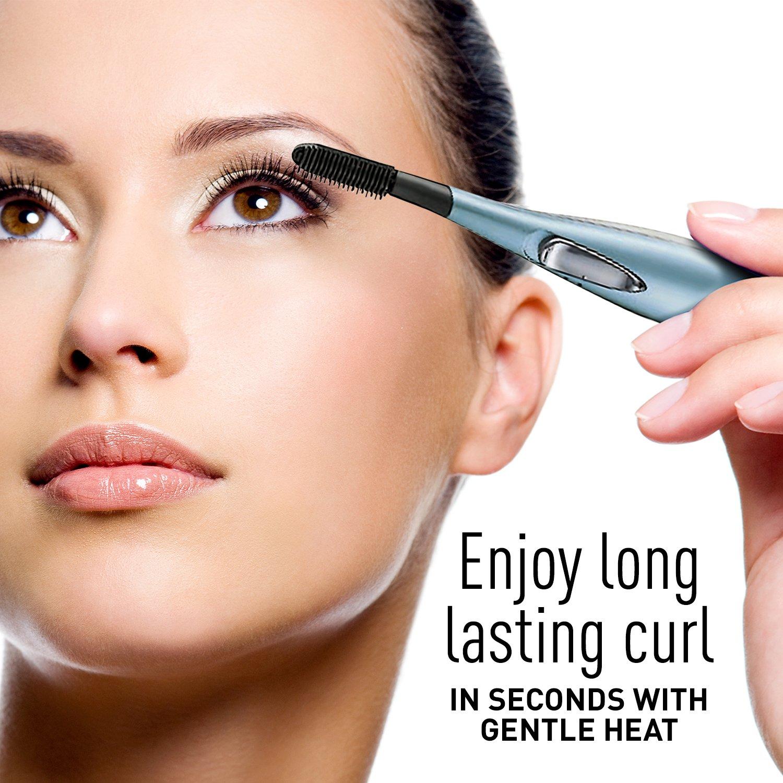 Amazon Panasonic Eh2351ac Heated Eyelash Curler With Comb