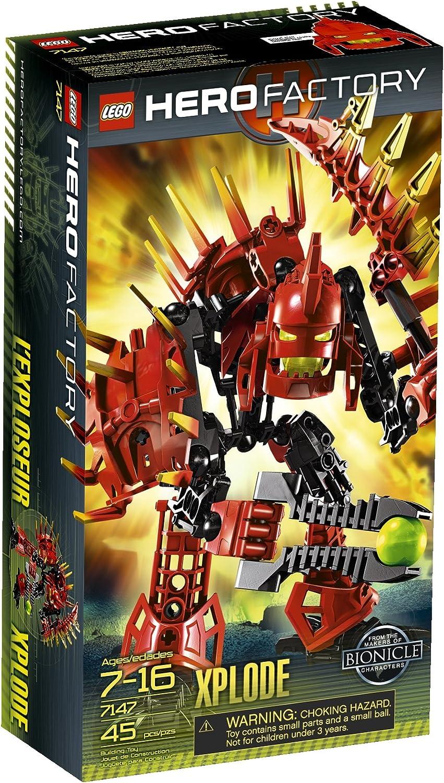 LEGO Hero Factory Xplode 7147