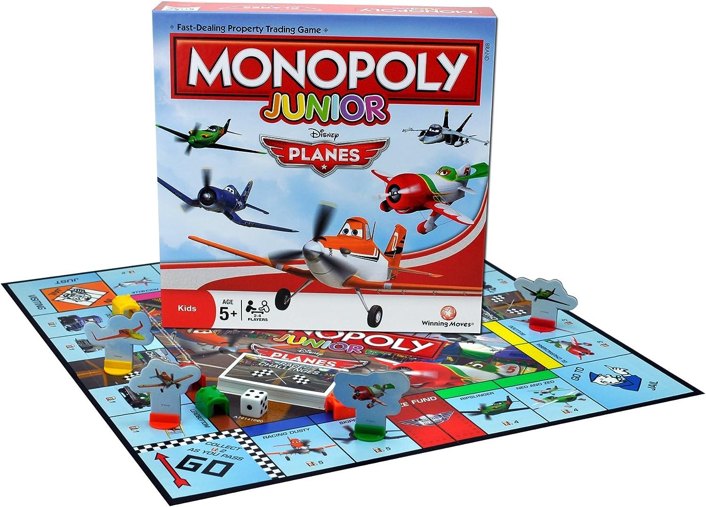 Monopoly Disney Planes niños: Amazon.es: Juguetes y juegos