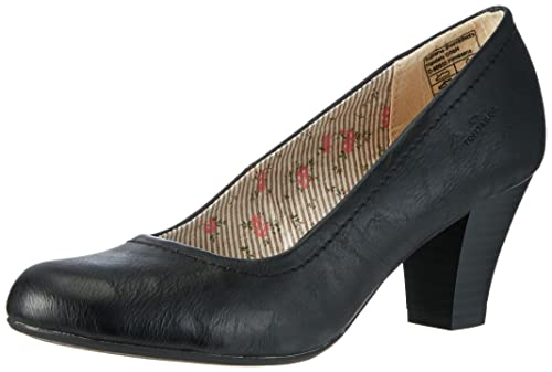 TOM TAILOR Damen 2799001 Pumps