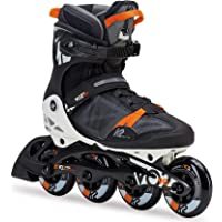 K2 Herren Fitness Inline Skates VO2 90 Pro M - schwarz-orange - 30C0017.1.1