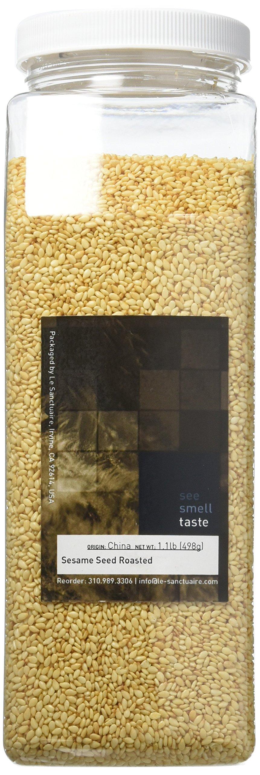See Smell Taste Roasted Sesame Seed, 1.1 Pound
