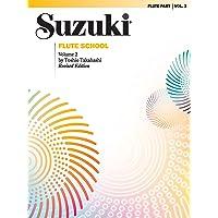 Suzuki Flute School, Vol 2: Flute Part (Suzuki