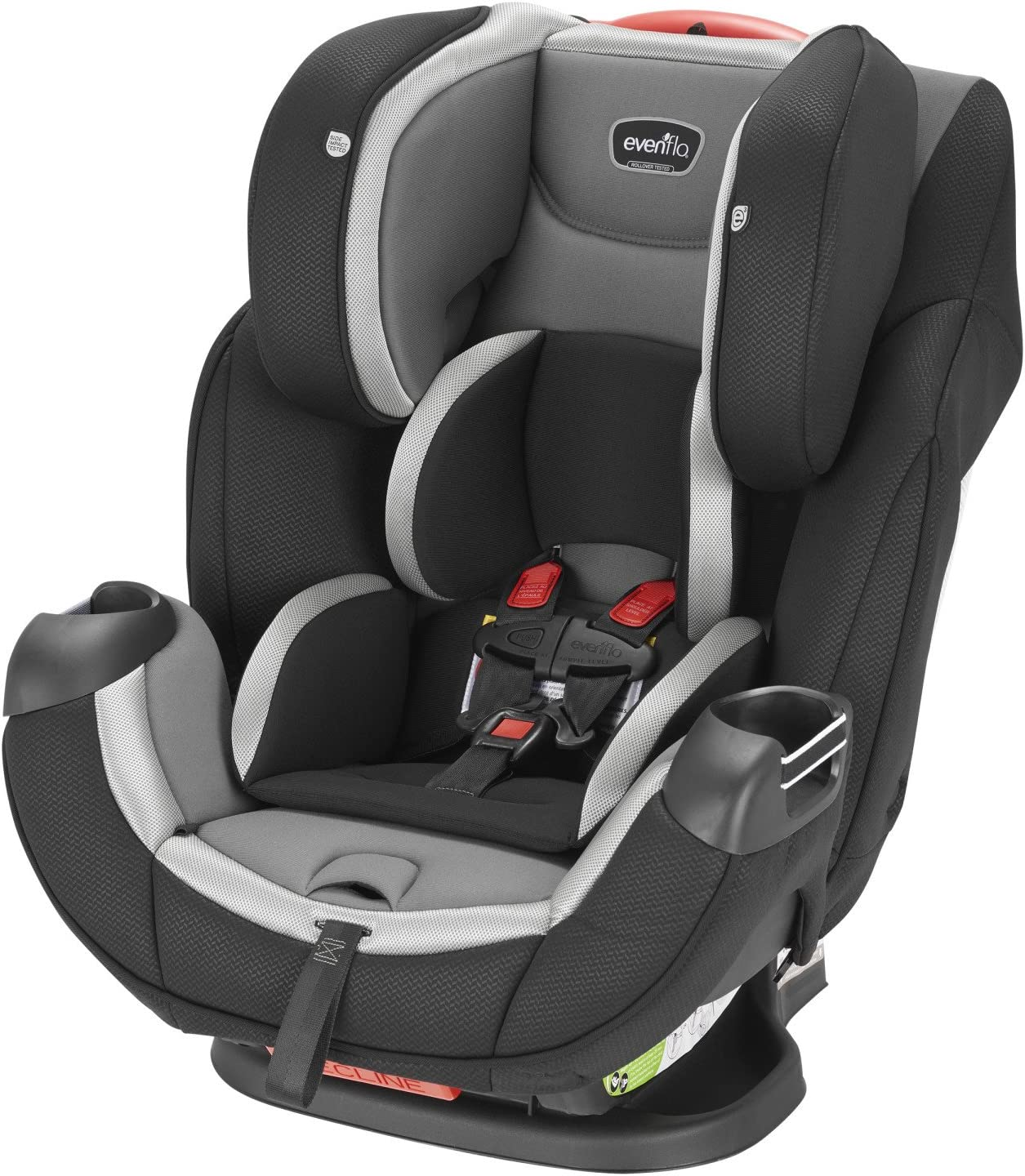 Evenflo Symphony Dlx All In One Car Seat Apex Amazon Ca Baby