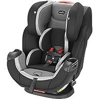 Symphony DLX All-in-One Car Seat, 5-110 lbs, Apex Black