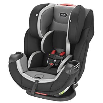 Evenflo Symphony DLX All In One Car Seat Apex
