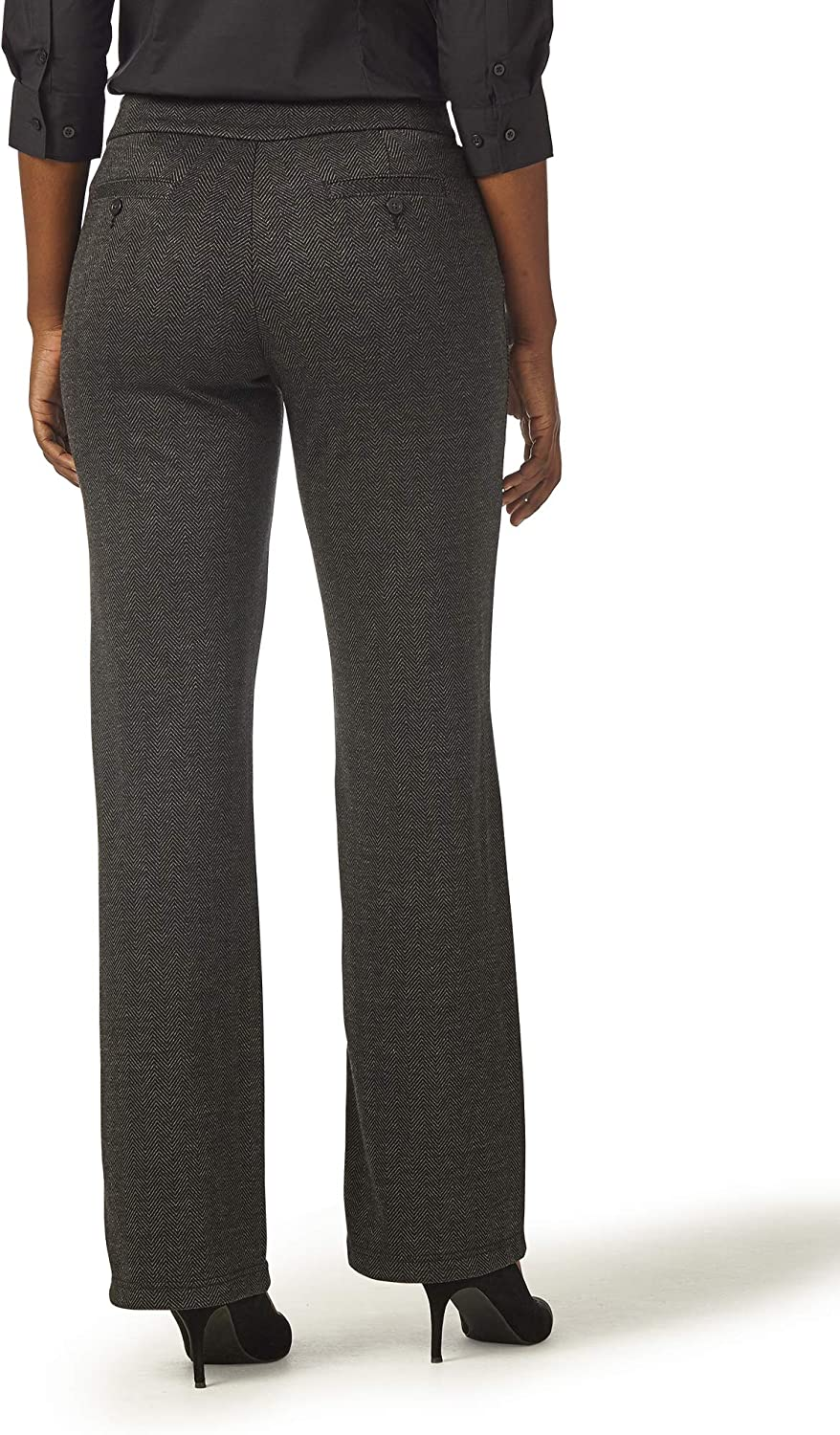 Riders by Lee Indigo Womens Ponte Knit Pant