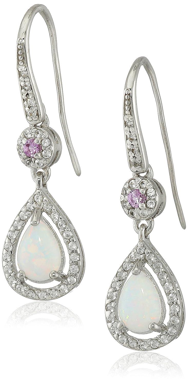 Jewellery & Watches Muye 925 Sterling Silver Water Drop Opal Crystal Stud Earrings For Fashion Women