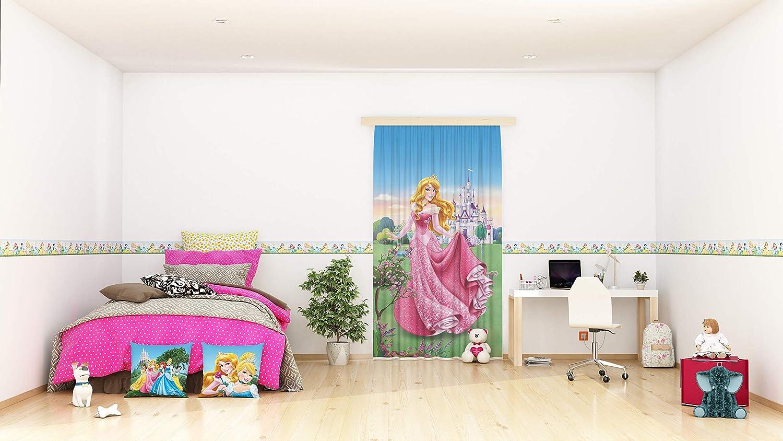Microfibre Multicolore 40 x 40 cm AG Design CND 3118 Coussin avec Housse D/écorative