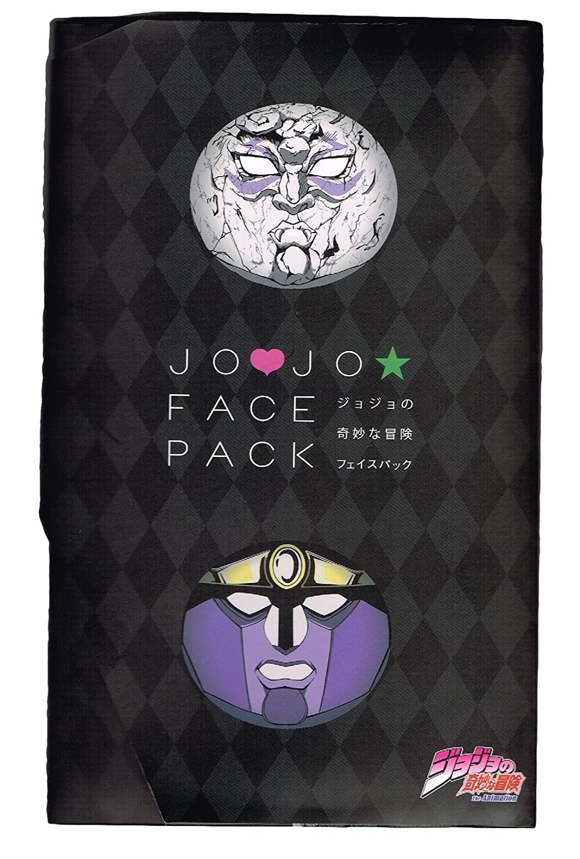 Jojo's Bizarre Adventure Face Pack Isshin Do Honpo BU19P02752