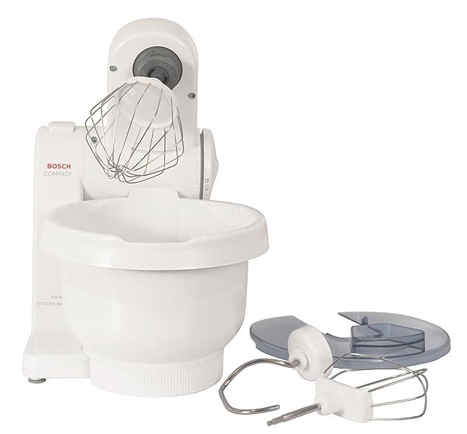 Amazon.com: Bosch MUM4405 Compact batidora de pie con cabeza ...