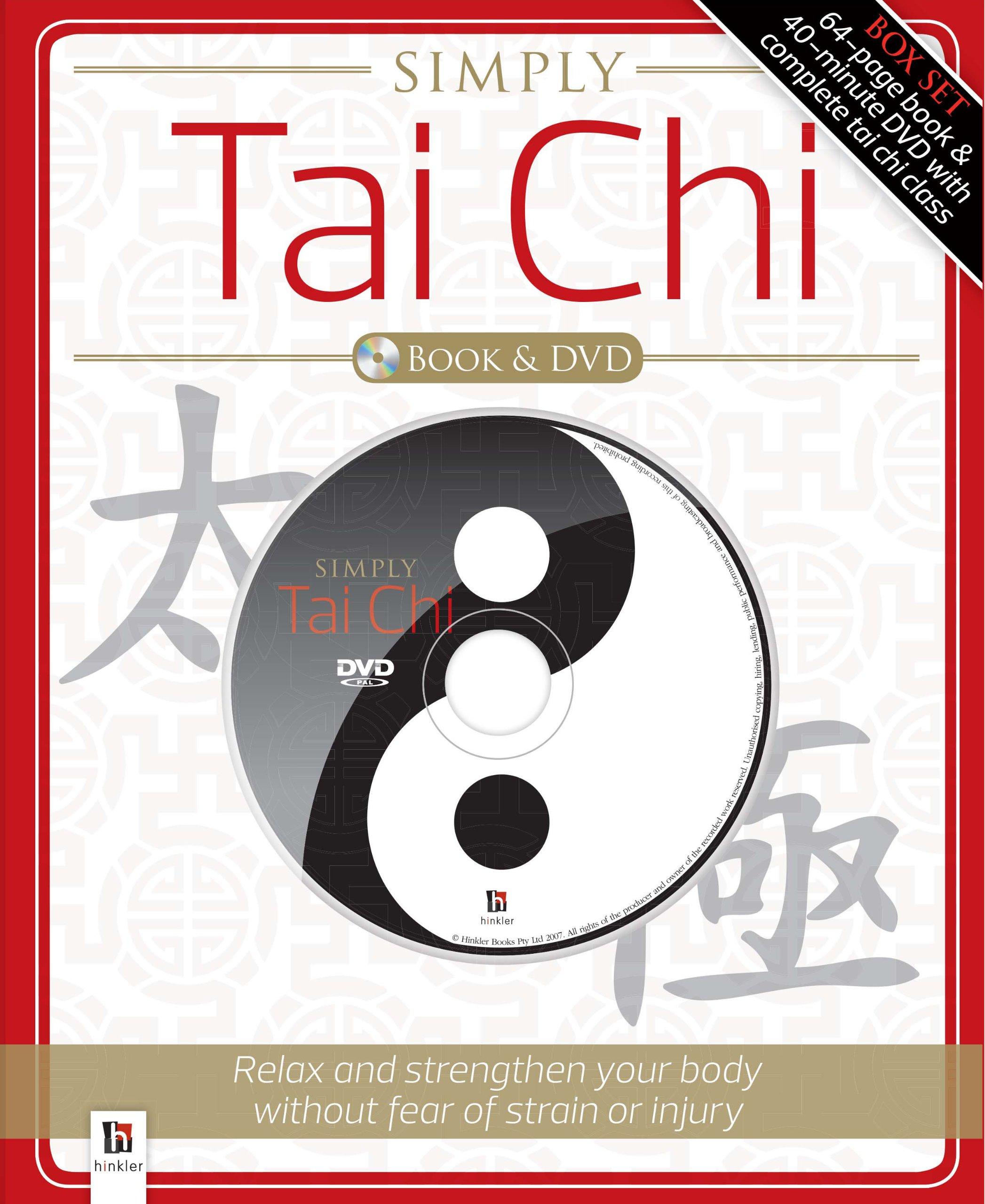Tai Chi Cased Gift Box DVD PDF