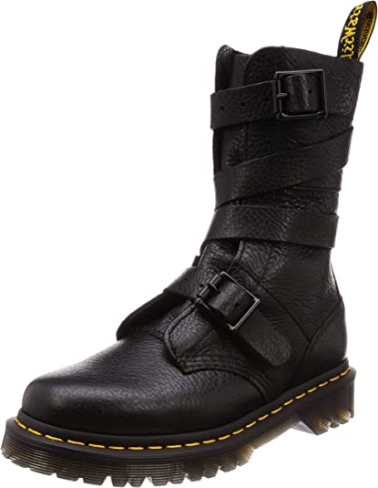 dr martens with buckles