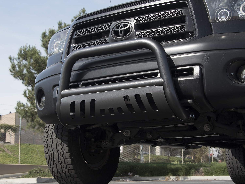 Matte Black Armordillo USA 7144989 Classic Bull Bar Fits 2004-2015 Nissan Titan