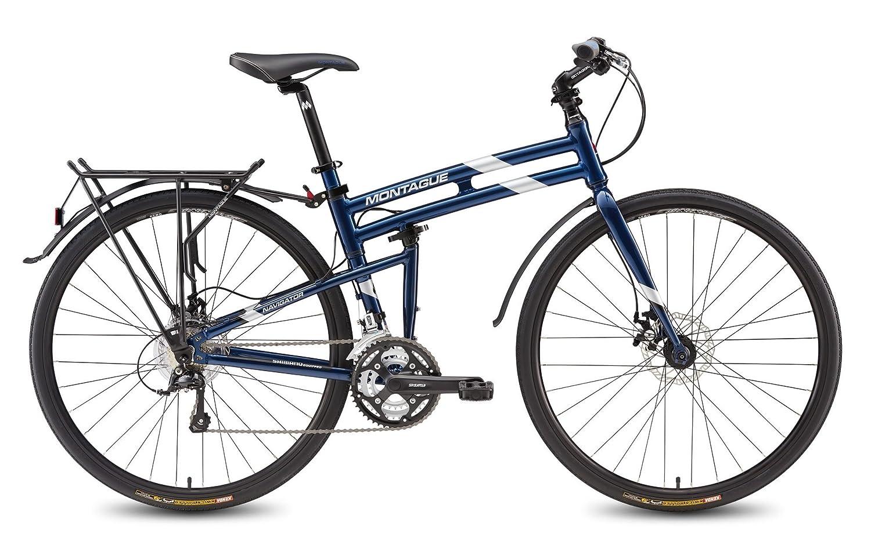 MONTAGUE 折りたたみ自転車 NAVIGATOR (モンタギュー ナビゲーター B074S5C224   19インチ