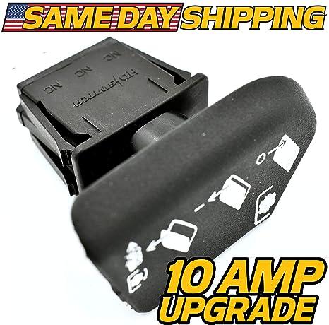 Amazon com : John Deere Deck Blade Clutch PTO Switch X585, X595