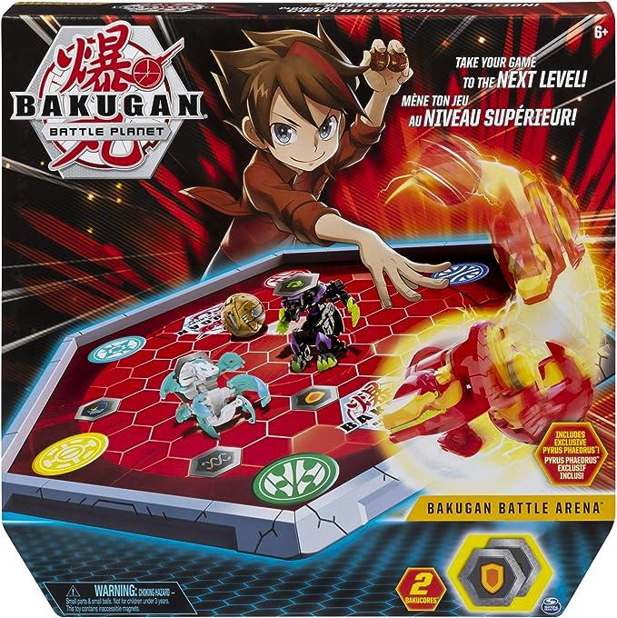 Bakugan Battle Arena Estadio de Combate (BIZAK 61924431): Amazon ...