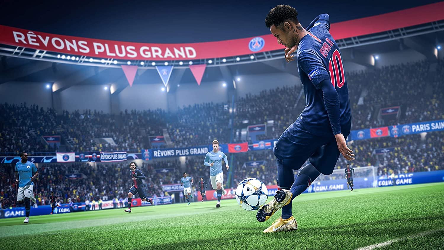 Amazon.com: FIFA 19 - Standard - PS4 [Digital Code]: Video Games