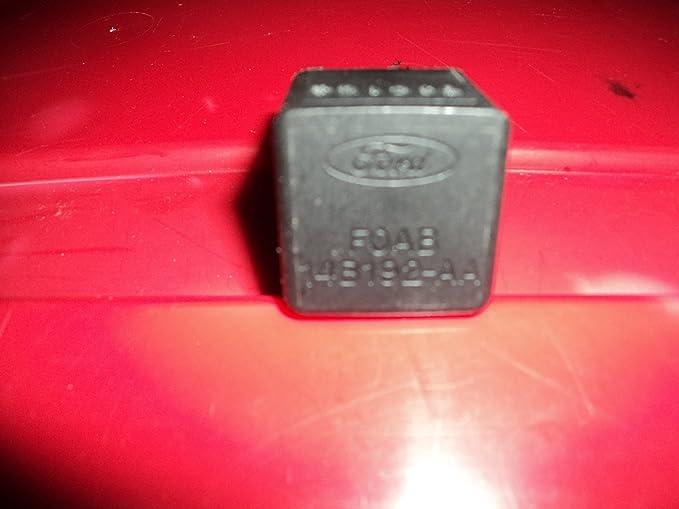 Ford Mercury Fuse Relay 14B192-AA OEM