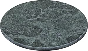 "Creative Home Green Marble 12"" Round Board"