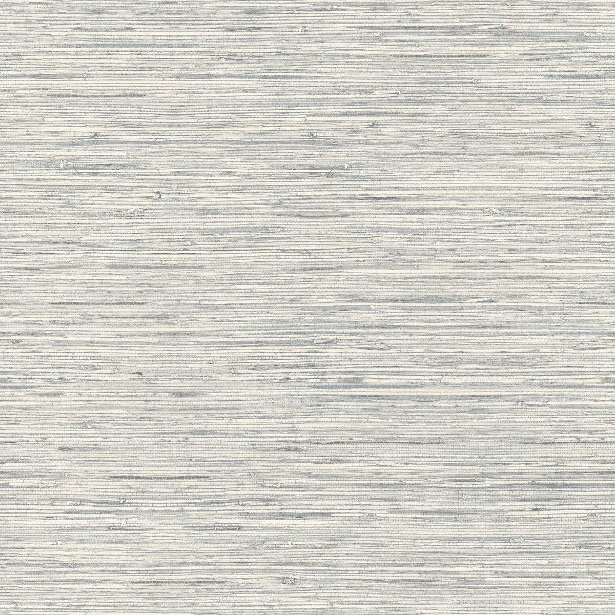 "RoomMates RMK11078WP Grasscloth Peel and Stick Wallpaper, 20.5"" x 16.5 feet, Blue"
