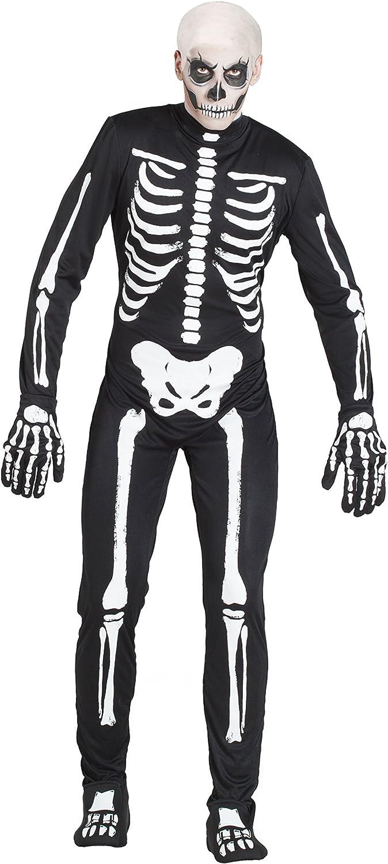 Banyant Toys, S.L. Disfraz DE Esqueleto Hombre: Amazon.es ...