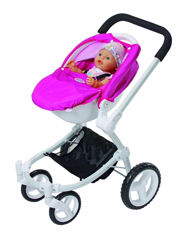 Amazon.es: Zapf Création - Cochecito de bebé Baby Born (818275): Juguetes y juegos