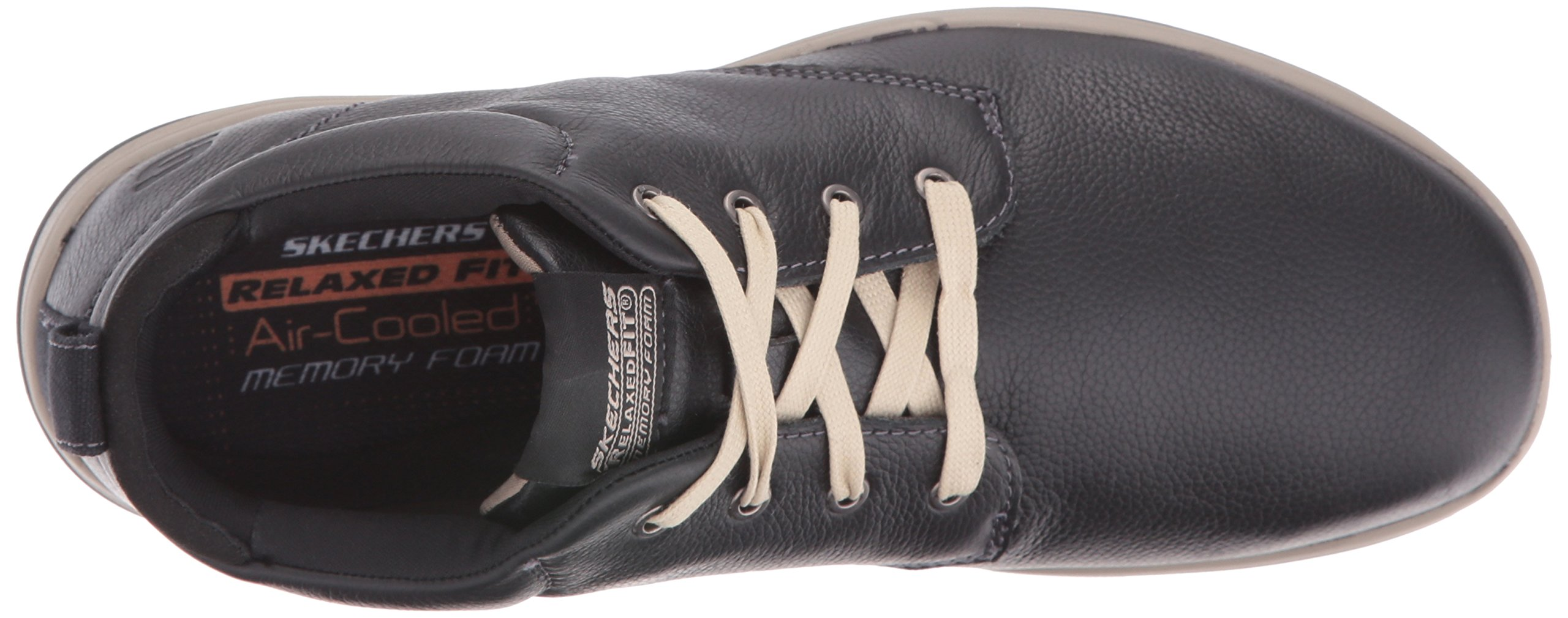 8812b13c7698 Skechers USA Men s Harper Meldon Chukka Boot   Chukka   Clothing ...