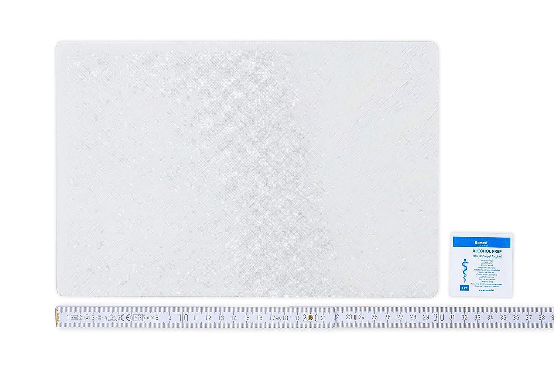 Flickly Patère de réparation pour bâche 30 x 20 cm